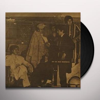 Pop Five Music Incorporat A PECA Vinyl Record