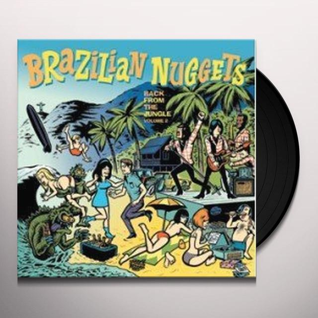Brazilian Nuggets 2 VOL. 2-BRAZILIAN NUGGETS Vinyl Record