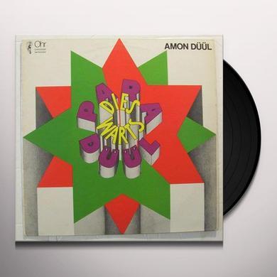 Amon Duul PARADIESWARTZ DUUL Vinyl Record - Holland Release