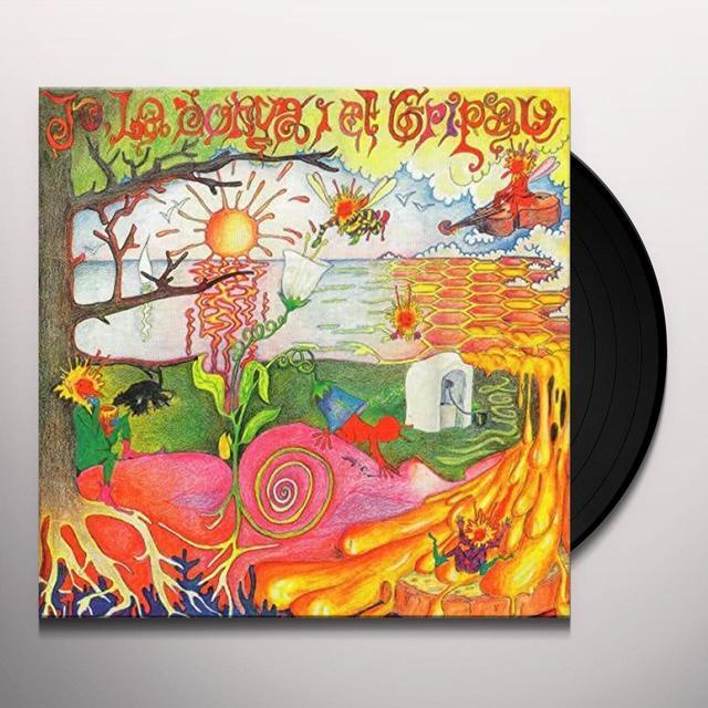 Pau Riba JO LA DONYA I EL GRIPAU Vinyl Record
