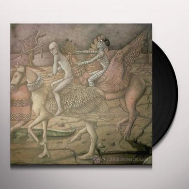 Daniel Vega LA NOCHE QUE PRECEDE A LA Vinyl Record