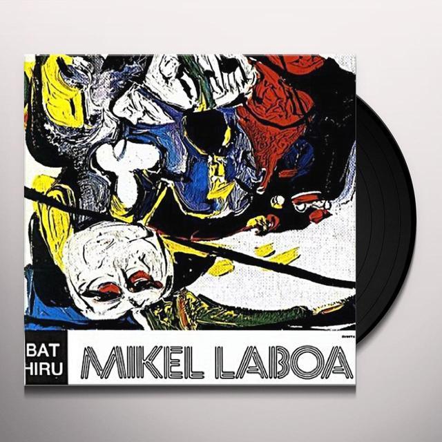 Mikel Laboa BAT-HIRU Vinyl Record - Portugal Import