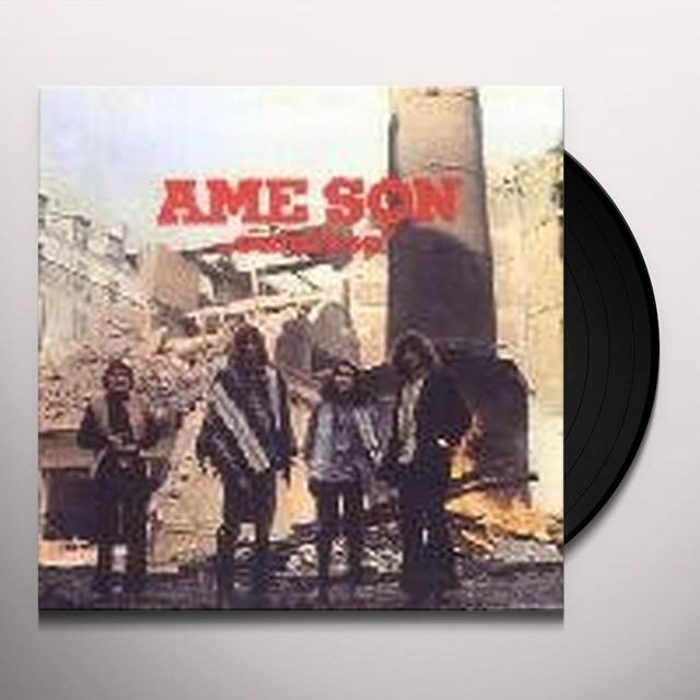 Ame Son CATALYSE Vinyl Record - Holland Import