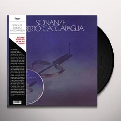 Roberto Cacciapaglia SONANZE Vinyl Record - Holland Import