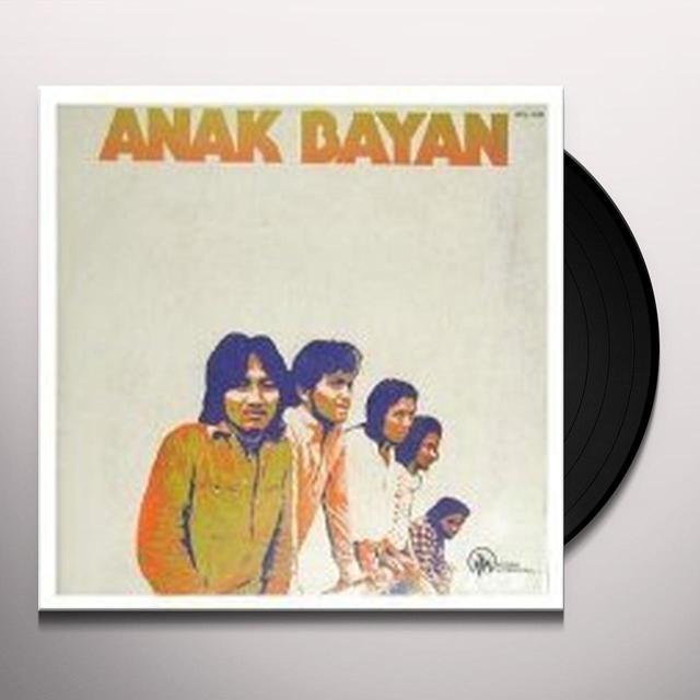 ANAK BAYAN Vinyl Record - Holland Import