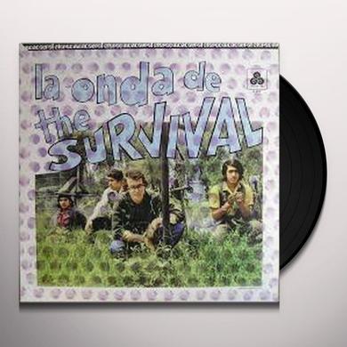 LA ONDA DE SURVIVAL Vinyl Record - Holland Import
