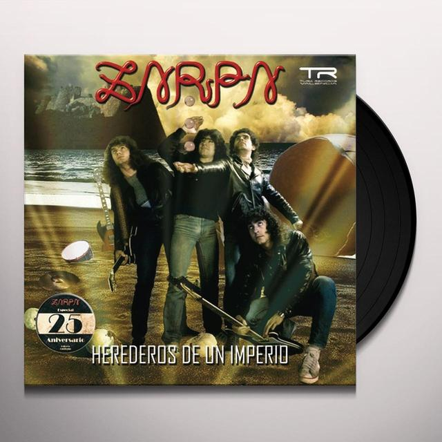 Zarpa HEREDEROS DE UN IMPERIO Vinyl Record