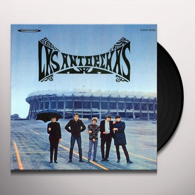 LOS ANTORCHAS Vinyl Record