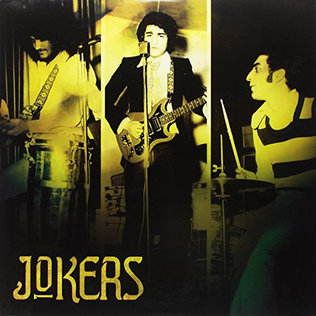 JOKERS Vinyl Record
