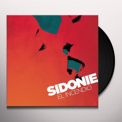 Sidonie EL INCENDIO Vinyl Record