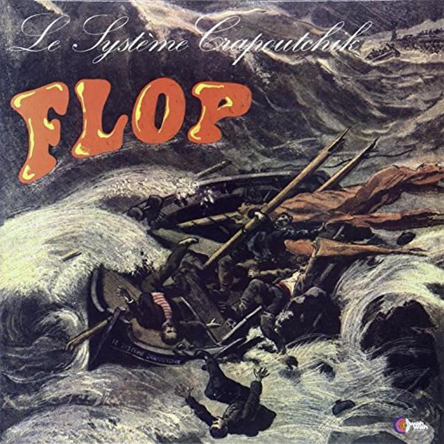 Le Système Crapoutchik FLOP Vinyl Record - Holland Import
