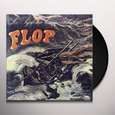 Le Système Crapoutchik FLOP Vinyl Record