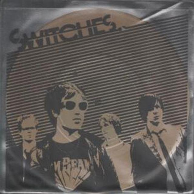 Switches LAY DOWN THE LAW Vinyl Record