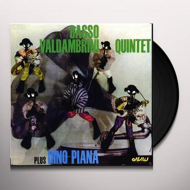 Basso-Valdambrini PLUS DINO PIANA Vinyl Record