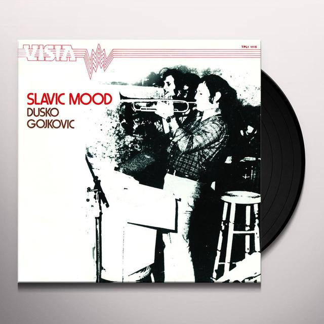 Dusko Gojkovic SLAVIC MOOD Vinyl Record