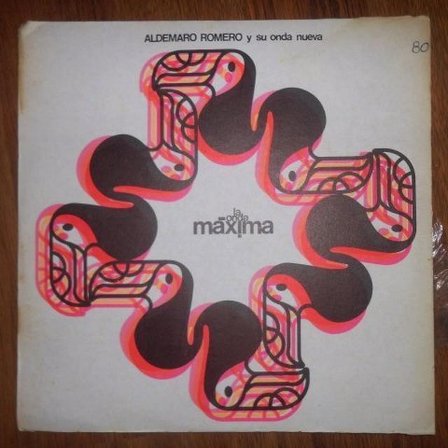 Aldemaro Romero LA ONDA MAXIMA Vinyl Record