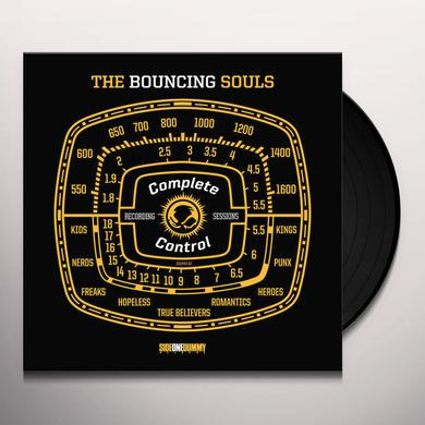 The Bouncing Souls COMPLETE CONTROL SESSI Vinyl Record