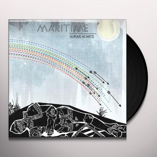 Maritime HUMAN HEARTS (GER) Vinyl Record