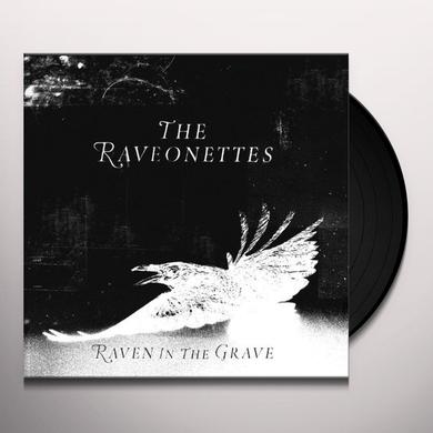 The Raveonettes RAVEN IN THE GRAVE Vinyl Record
