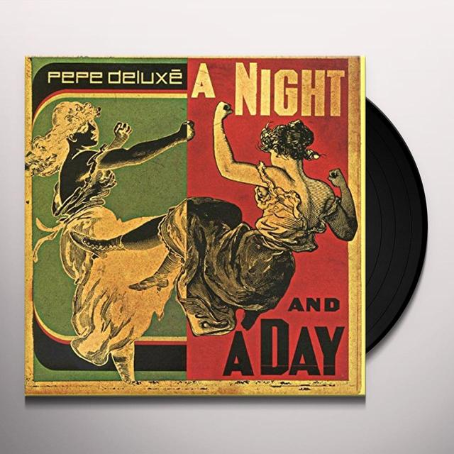 Pepe Deluxe NIGHT & A DAY Vinyl Record - UK Release
