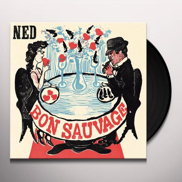 Ned BON SAUVAGE Vinyl Record