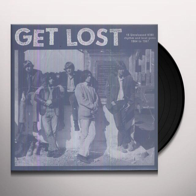 Get Lost Unreleased Kiwi R&B Gems (Vinyl) VOL. 3-15-GET LOST UNRELEASED KIWI R&B GEMS (VINYL Vinyl Record