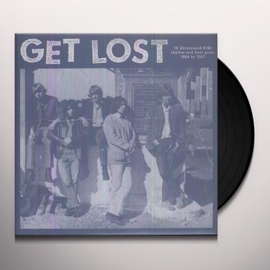 Get Lost Unreleased Kiwi R&B Gems (Vinyl) VOL. 3-15-GET LOST UNRELEASED KIWI R&B GEMS (VINYL Vinyl Record