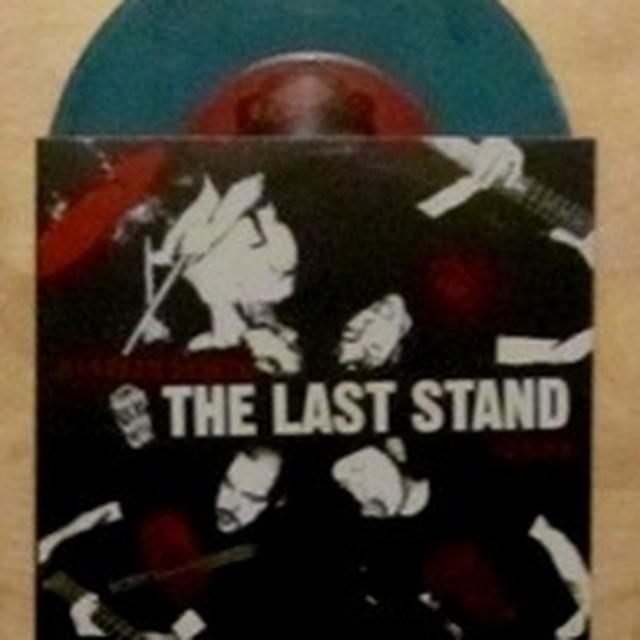 Hanover Saints LAST STAND Vinyl Record