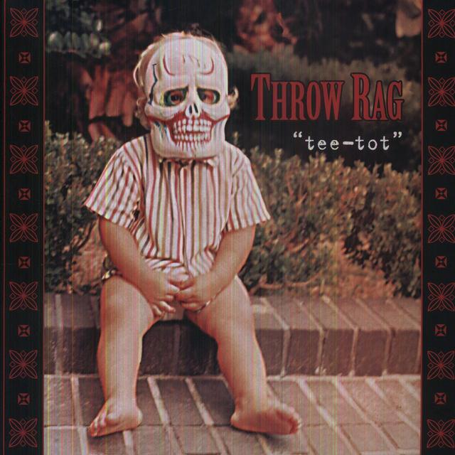 Throw Rag TEE TOT Vinyl Record - Australia Import