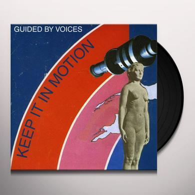 Guided By Voices KEEP IT INMOTION Vinyl Record - UK Import