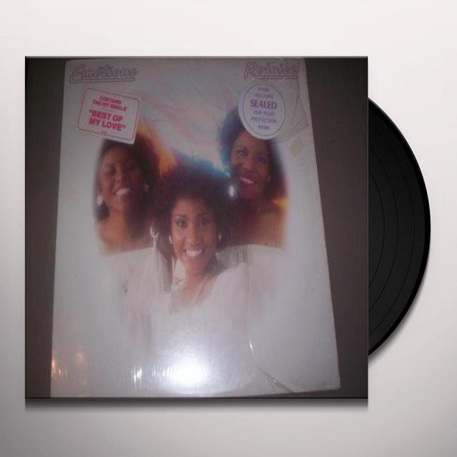 Emotions REJOICE Vinyl Record - Sweden Import