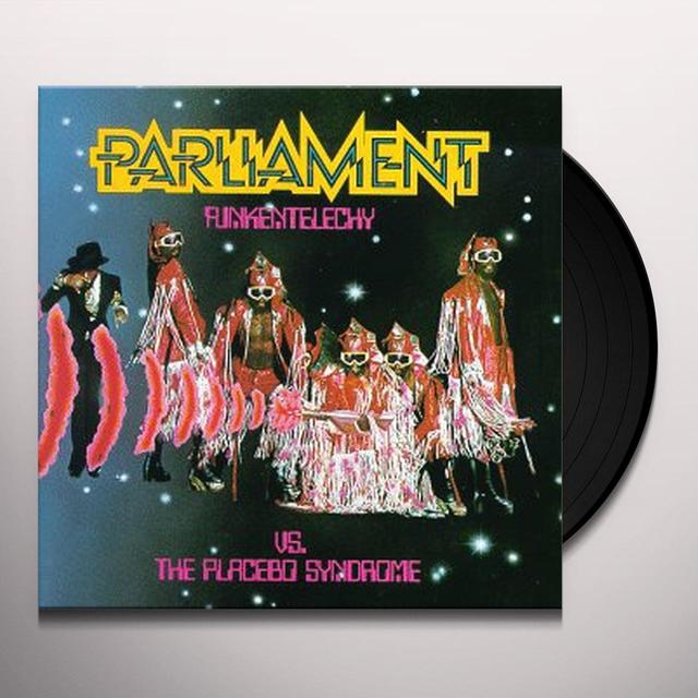 Parliament FUNKENTELECHY VS THE PLACEBO SYNDROME Vinyl Record - Sweden Release