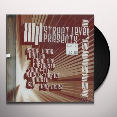 VOL. 1-STREET LEVEL PRESENTS Vinyl Record - Sweden Release