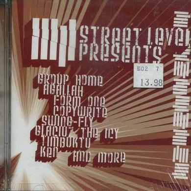 VOL. 1-STREET LEVEL PRESENTS Vinyl Record - Sweden Release