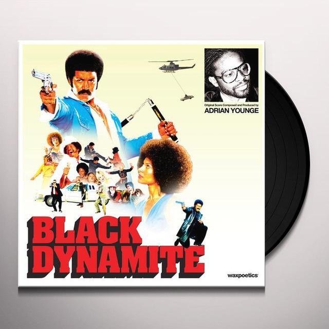 Various Artists BLACK DYNAMITE Vinyl Record - Sweden Import