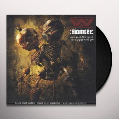 :Wumpscut: SIAMESE (GER) Vinyl Record
