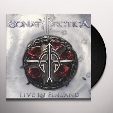 Sonata Arctica LIVE IN FINLAND (GER) Vinyl Record