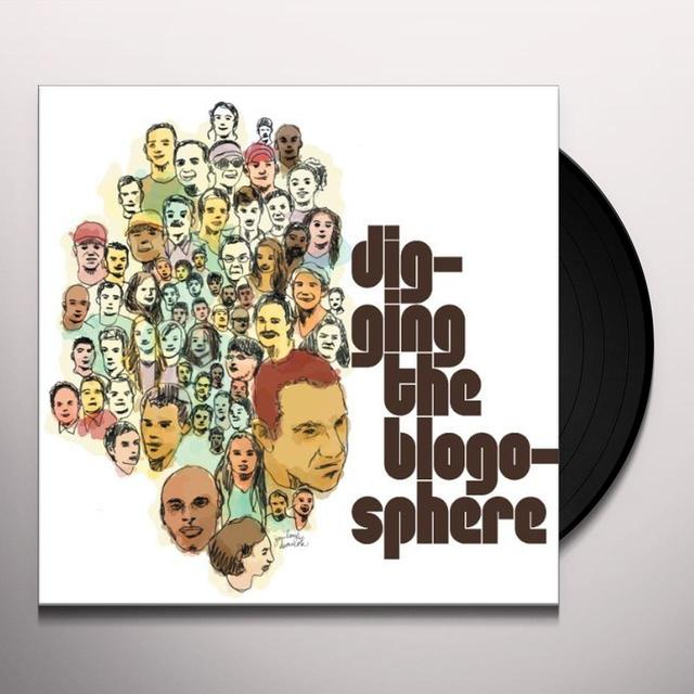 DIGGING THE BLOGOSPHERE (FRA) Vinyl Record