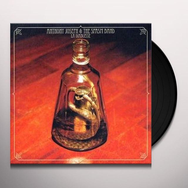 Joseph Anthony LA DIABLESSE Vinyl Record - Australia Import