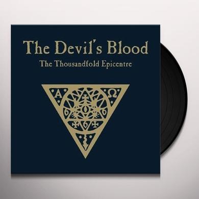 Devil'S Blood THOUSANDFOLD EPICENTRE Vinyl Record - Portugal Import