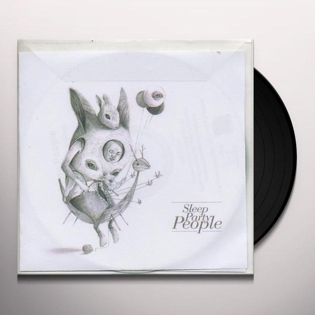 Sleep Party People WE WERE DRIFTING ON A SAD SONG Vinyl Record