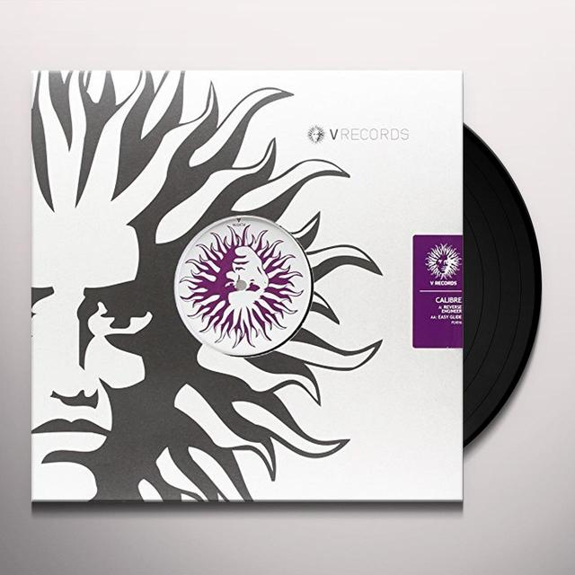Calibre REVERSE ENGINEER/EASYGLIDE Vinyl Record - Australia Release