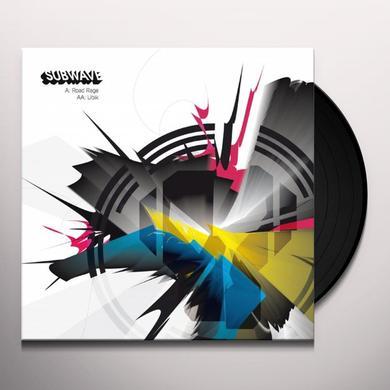 Subwave ROAD RAGE/UBIK Vinyl Record - Australia Import