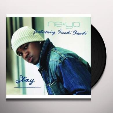 Ne-Yo STAY Vinyl Record - UK Import