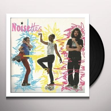 Noisettes DON'T GIVE UP PT. 1 Vinyl Record