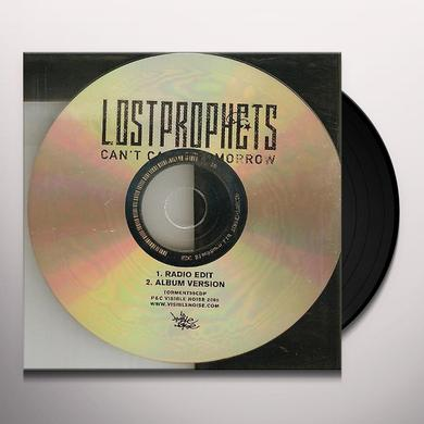 Lostprophets CAN'T CATCH TOMORROW Vinyl Record