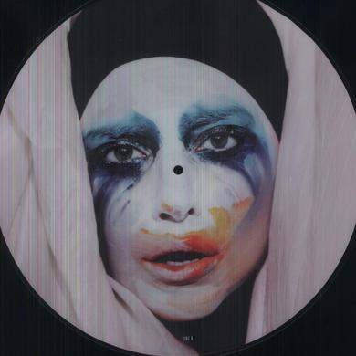 Lady Gaga APPLAUSE REMIXES Vinyl Record