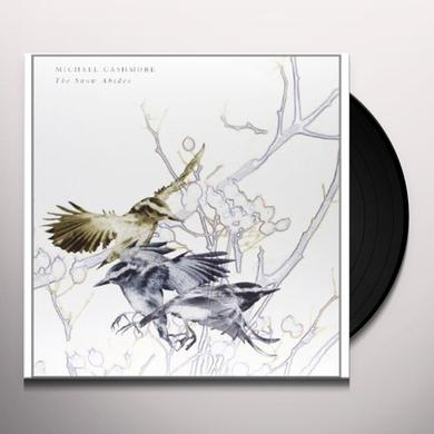 Michael Cashmore SNOW ABIDES Vinyl Record - UK Import