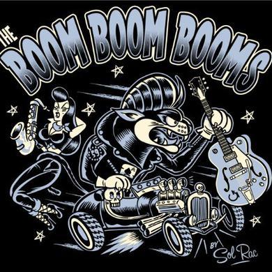 BOOM BOOM BOOMS Vinyl Record