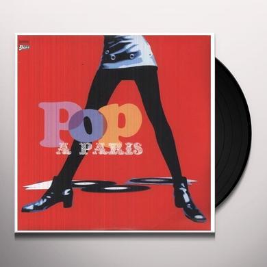 Pop A Paris VOL. 1-CONTACT (FRA) Vinyl Record